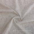 Tecido de malha de linho por atacado de estilo simples