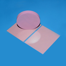 Mirror Polished High Purity Rectangle Alumina Ceramic Plate