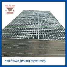 Tapis de porte de grille en acier / feuille de grille en acier