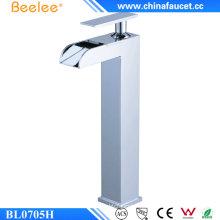Beelee Bl0705h Contemporain laiton mitigeur de salle de bain cascade