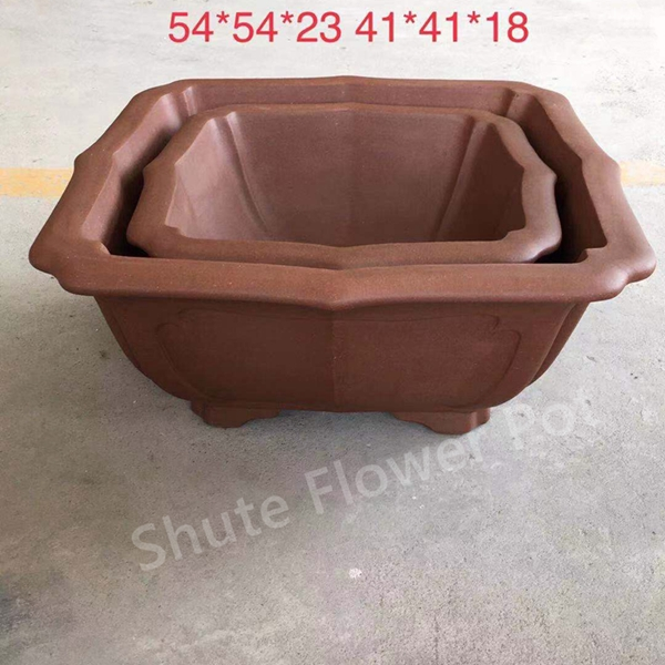 Flower Planter Pots With Logo