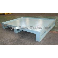 Standard powder Euro steel box
