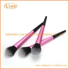 Cepillo de base de maquillaje por mayor en forma diferente