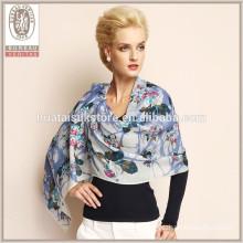 Wholesale 100% wool long arab muslim under hijab scarf