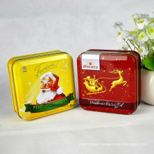 Hot Factory Price Empty Tea Tin Box Size