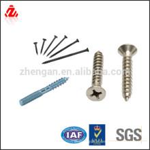Parafuso de retardamento de alta qualidade de aço inoxidável