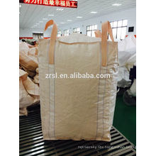 Hebei manufacture PP woven sacks 1500kg water proof for cement , container fibc big bag 1000kg ton bags with factory price