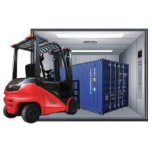 Профессиональный производитель Известный бренд XIWEI Популярный грузовой лифт