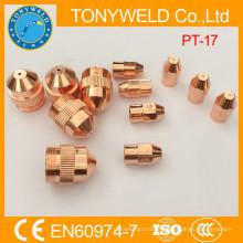 Buse et électrode Esab PT17