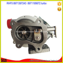 4jb1 Cargador Turbo Rhf5 8971397242 Turbocompresor para Isuzu