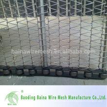 Transportador de cinta de alambre de acero inoxidable