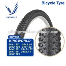 Top de pneu de bicicleta vendendo boa qualidade 26x1.95