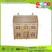 Casa de muñecas de madera juguetes casa de muñecas diy juguetes casa de muñecas
