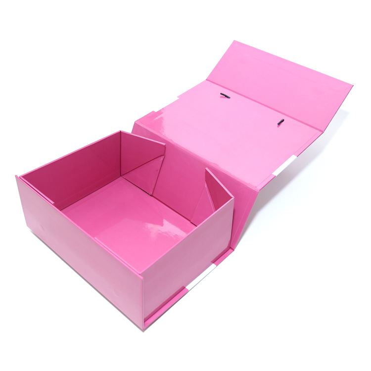 Pink Magnetic Box 1
