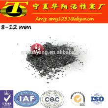 Precio del carbón activado a base de carbón de China por tonelada