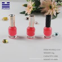 5ml 7ml 13ml 15ml round nail polish bottle