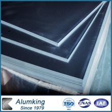 1060 Feuille d'aluminium pour bouchons