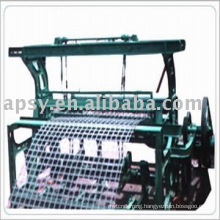 crimped mesh machine