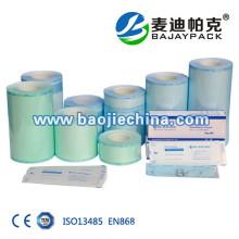 Heat Machine Seal Sterilization Flat Reel