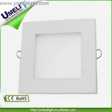 New devise high power 12w 1200lm bead led panel light price