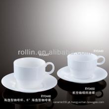 Drinkware do novo produto, caneca cerâmica, caneca de café