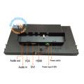 Haut moniteur de bus de voiture de couleur de 17 pouces de TFT de montage 24v avec l'entrée DVI VGA HDMI