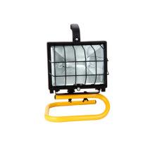 Luz promocional de trabajo portátil de 500 vatios halógena