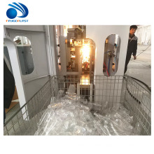 6500-13000BPH FAYGO Semi Auto PET bottle blowing molding machine price for sale