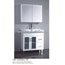 2013 Hangzhou Hot Selling floor standing bathroom furniture