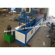Roll Salts Shutter Door Roll Forming Machine