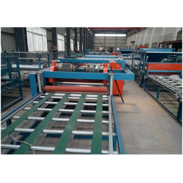 magnesium oxide plates mgo fireproof board production line
