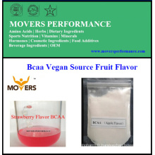 Nutrition sportive Bcaa Vegan Source Fruit Flavour