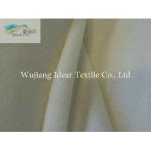 CVC Terry tecido de malha/Single enfrentou tecido de toalha