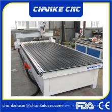 Máquina de gravura de corte de madeira do CNC para a mobília / janela de madeira dos ofícios