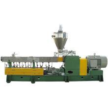 Máquina de granulación para mascotas con tornillos gemelos paralelos