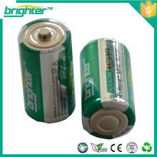 Bateria de elemento de aquecimento lr14 bateria alcalina