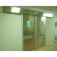 Porte de la clinique médicale de santé urbaine