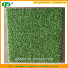 Cheap U pin waterproof artificial grass for indoor soccer fields