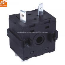 Interruptor rotativo para horno y estufa 250V 16A