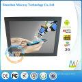 15 pouces 4: 3 android 3g affichage numérique de signalisation pour la publicité