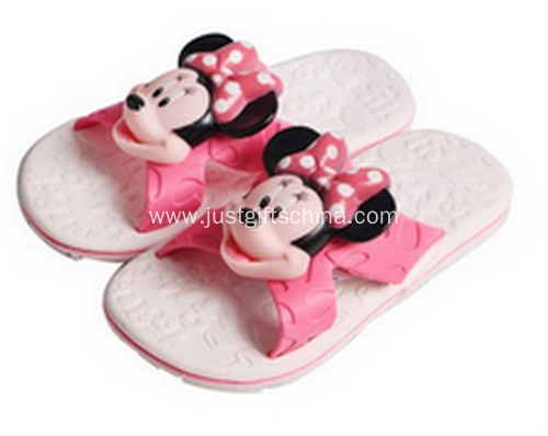 Promotional Custom Sandals With Cartoon Characters