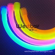 12V Pink Blue Yellow Orange LED Neon for DIY Home Lighting