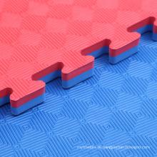 Camuflagem de 2,5 cm 35-40 graus Taekwondo Tatami Mat