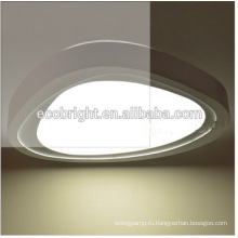 новые формы и высокое качество! Благородных мода гостиной светильник квадратных привело света привело потолка плафон