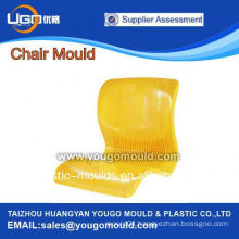 2013 hot sale popular new design dinning Injection chair mould in Huangyan China