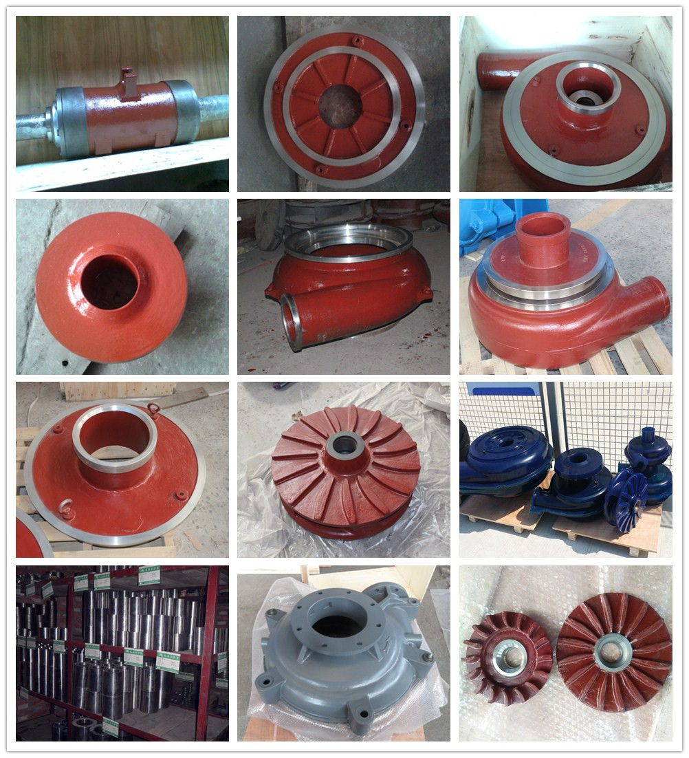 Naipu Pump Parts