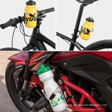 Rockbros Bicycle Accessories Aluminum Alloy Bike Bottle Cage Handlebar Converter Seat Bottle Holder Adapter Outdoor