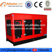 China top factory hot sale silent type 240kw/300kva deutz genset