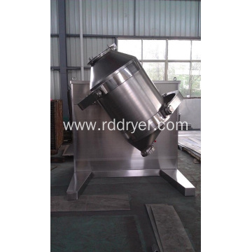 High Efficiency Three Dimension Dry Powder Blender Unit for Food