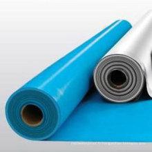 Membrane imperméable thermoplastique de Tpo de polyoléfine pour le toit / sous-sol / garage / tunnel